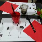 Nouveau set de table, version hiver