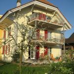 Frühling im Hotel garni perron13 in Murten