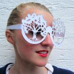 Guild Member Helen Snell - papercut design