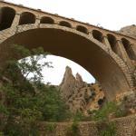 Действующий железнодорожный мост