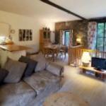 The sett living room