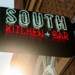 South Kitchen + Bar sign