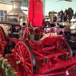 Original fire engine.