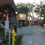 Cannery Lane, a touch of The Keys & New Orleans
