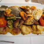 seafood&fresh fish mixed grill