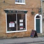 The Old Bakehouse - front street view
