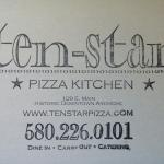‪Ten Star Pizza Kitchen‬