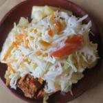 pork stew with yucca