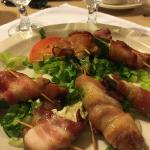 bacon wrapped jalepeno poppers