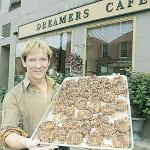 Roger with his Crazy Cookies