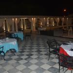 Gazebos en Ceviche Playas Hotel de Pinamar