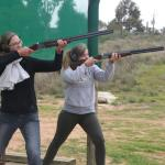 Clay Target Shooting experience