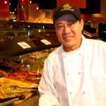 Tai, the third generation Vietnamese chef