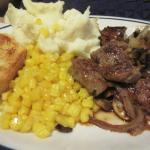 Steak Tips, IHop, Milpitas, Ca