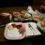 This was my Mickey's BBQ special lots of things to try great value for the money and excellent f