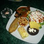 Amazing Mexican meal