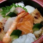 Sea set sushi