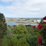 Blick auf Christchurch