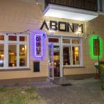 Eingang zum Restaurant