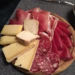 Tagliere di salumi e formaggi!