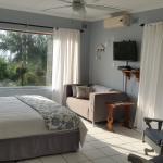 'Ocean Blue'-sea-facing room-king size bed -m.e.s-Dstv-hotel package-balcony-bar fridge-air-con
