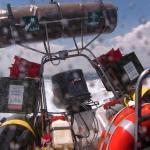 Dive-In - boat