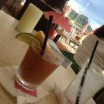 The historical Mai Tai drink and BAR