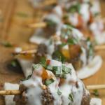 Mini Beef Kebabs