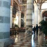 La maestosità della chiesa