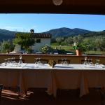 Agriturismo, terrazza e vista panoramica