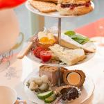 Gents afternoon tea, (or ladies if you fancy it)