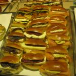 Mini panini di tutti i tipi
