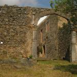 Entrada na Cerca do Convento