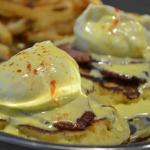 Eggs Benny on our Smoked Back Bacon