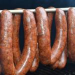 Hot Smoked Sausages