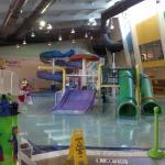 Great indoor water park