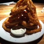 Order of appetizer Fried Onion Rings