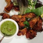 Chicken Chhoila (Nepali Dish)