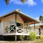 Paparei Bungalows - only 2 bungalows on site