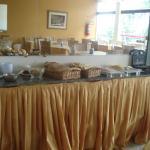 Área de café da manhã
