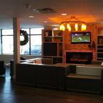 View of the lobby, Holiday Inn Winnipeg Airport - Polo Park  |  1740 Ellice Avenue, Winnipeg, Ma