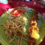 Pinchito de pollo