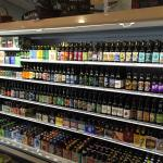 Over 190 rotating Craft Beers & Ciders!  Follow the beer cooler on Twitter@TCMcraftbeer