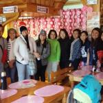 SMFI SLPO with Misty lodge owners ☺