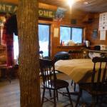 love the warming hut