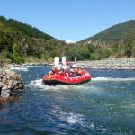 A beautiful day on the Mohaka River