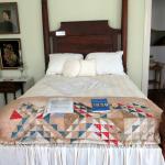 Original Raney 4-Post Bed