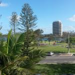 View from Apartment 45 to Tweed River