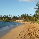 spiaggia di napili a pochi passi