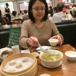 菜肉餛飩湯 小籠湯包